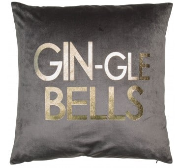 Gin-gle Bells Cushion