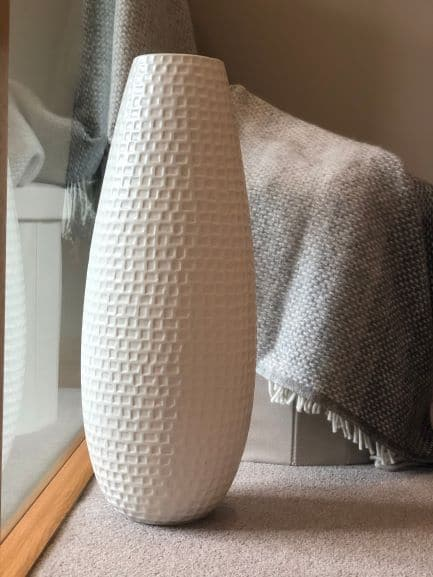 Ombre Throw in Pebble