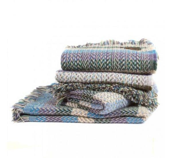 Wool Celtic Weave Throws