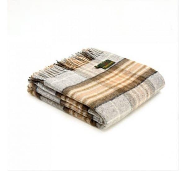 McKellar Tartan Knee Blanket
