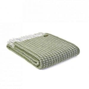 Treetop Throw in Olive Green