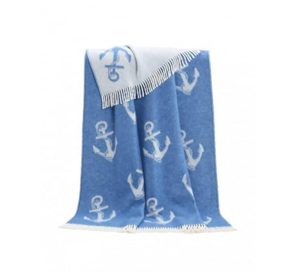 Reversible Anchor Throw