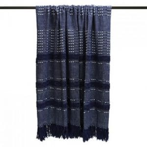 Sundown Throw Navy