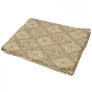 Trellis Diamond Throw