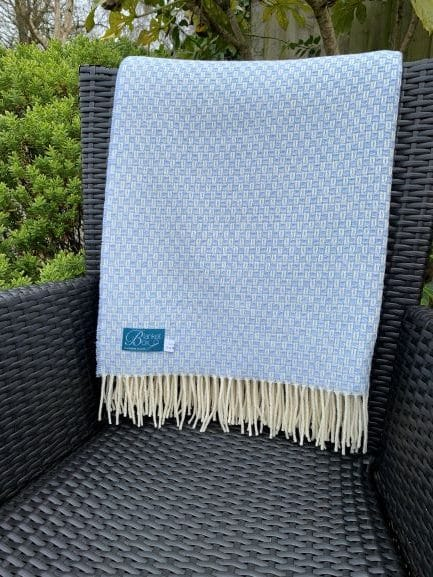 Willow pale blue