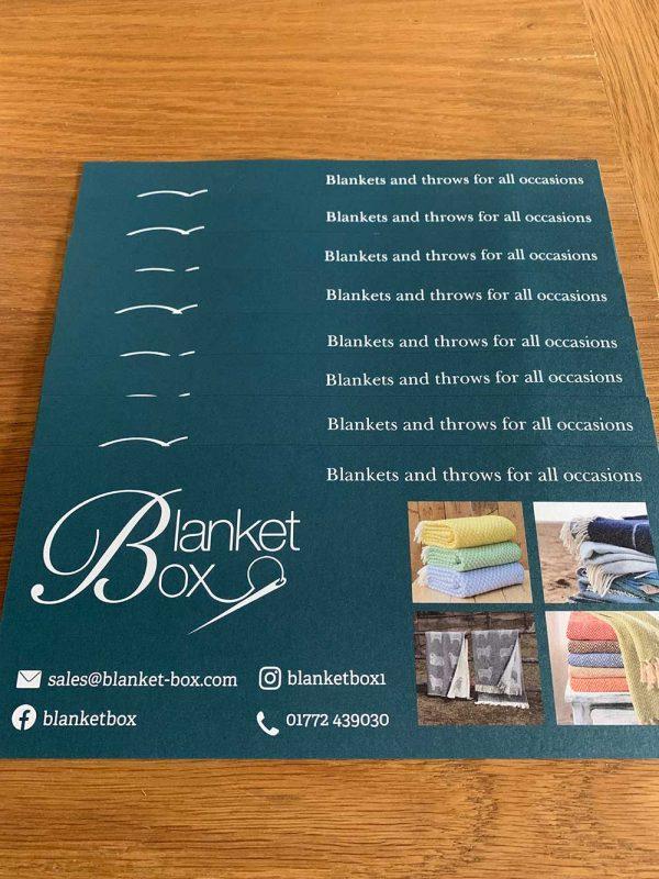Blanket Box Gift Voucher